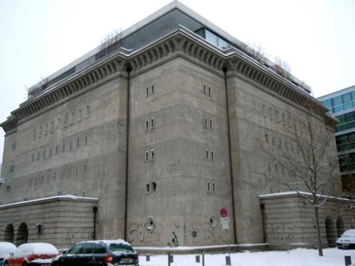 Sammlung Boros i Berlin. Foto ChL