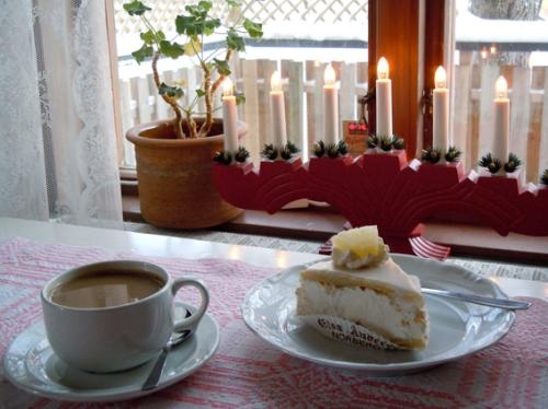 Tangotårta på Elsas i Norberg