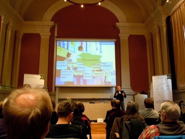 utanför latin fett i Stockholm