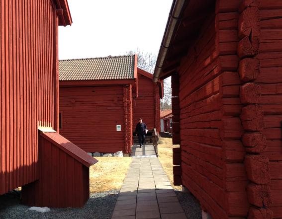 Ludvika Gammelgård Mineralmuseet