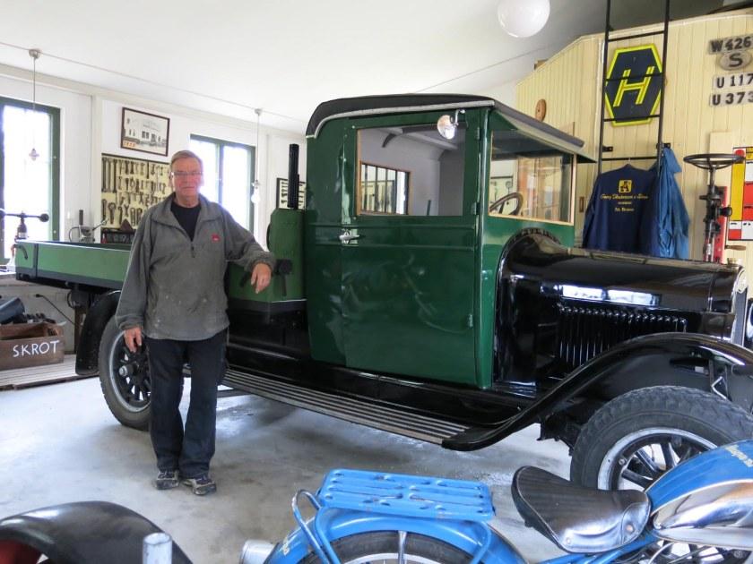En Chevrolet, i skick som ny!