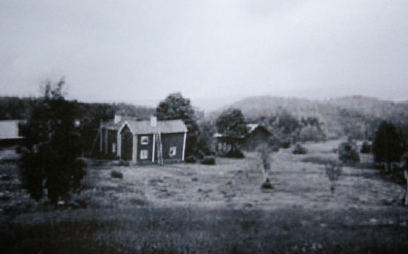 Lövmarken i början av 1900-talet