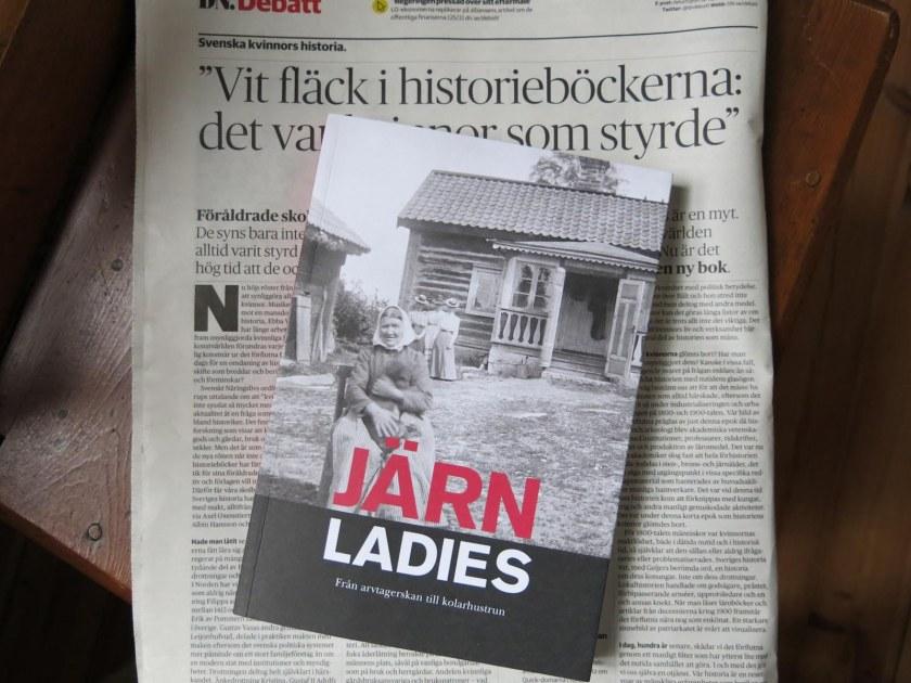 En bok om kraftfulla och företagsamma kvinnliga förebilder