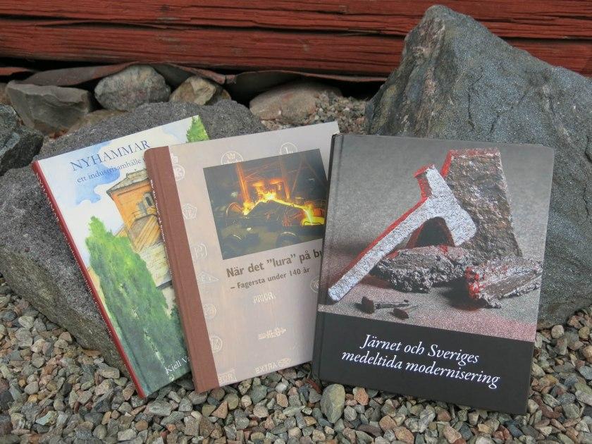 Tre läsvärda böcker