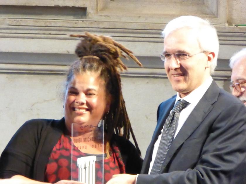 Årets Micheletti award