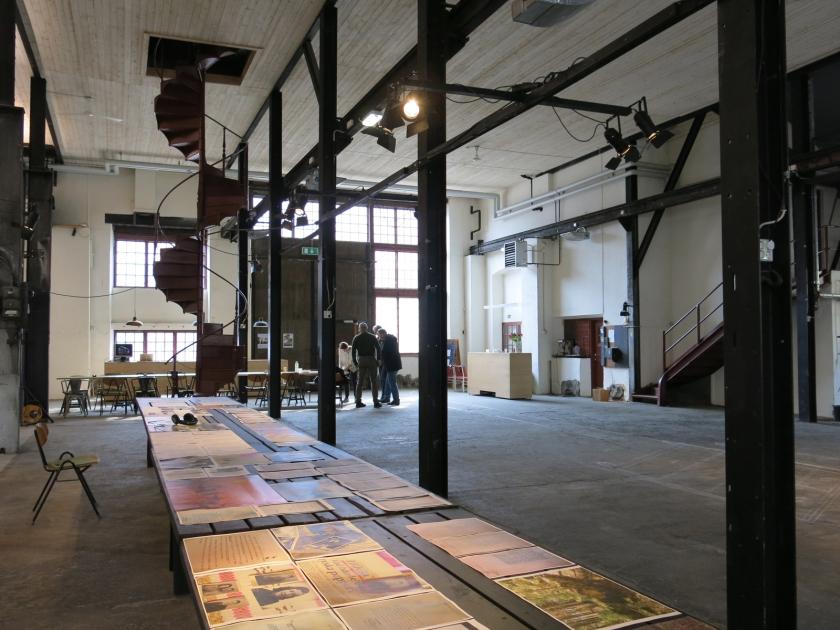 Utställning i MEKEN